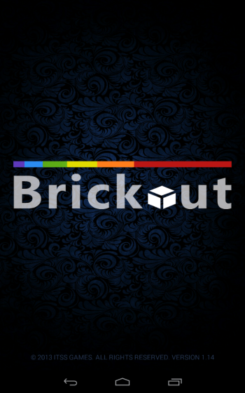 Brickout Android flood game