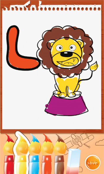 Kids Coloring Book Android