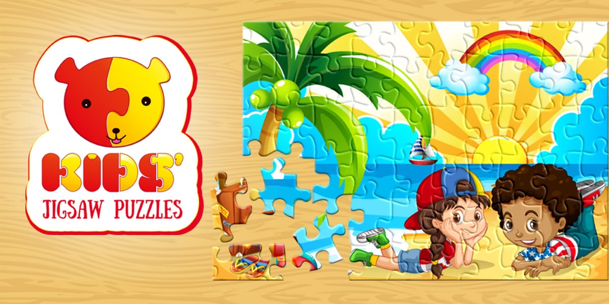 Android Puzzles for kids jigsaw