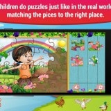Android Jigsaw Puzzles for kids