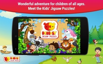 Kids Jigsaw Puzzles Android