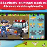 Darmowe puzzle dla dzieci iPad
