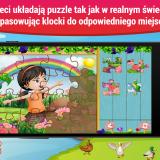 Dzieci puzzle iTunes