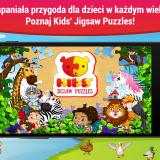 Puzzle dla dzieci iPhone