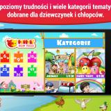 Puzzle dla dzieci iOS