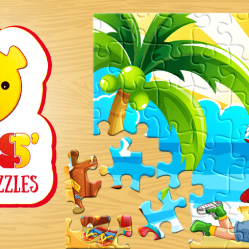 Puzzles for kids iTunes