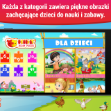 Układanki dla dzieci iPad
