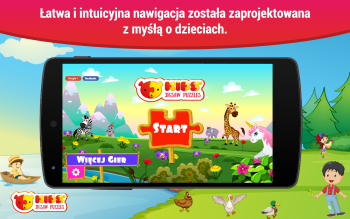 Gry puzzle Android