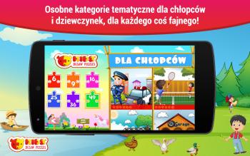 Puzzle za darmo Android