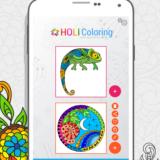 Kolorowanki #HoliColoring