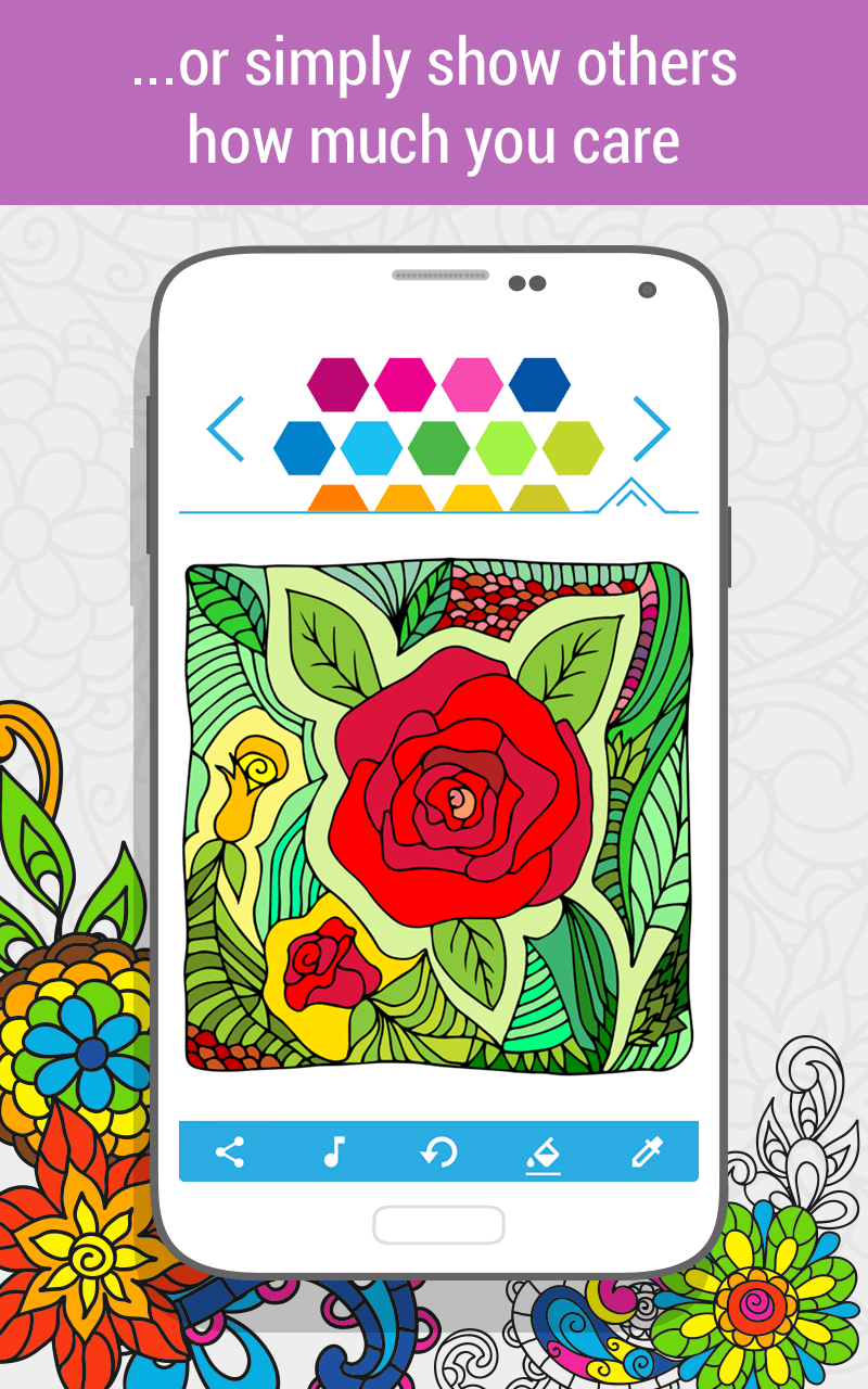 Coloring book for adults | Adult Coloring Pages | Google Play