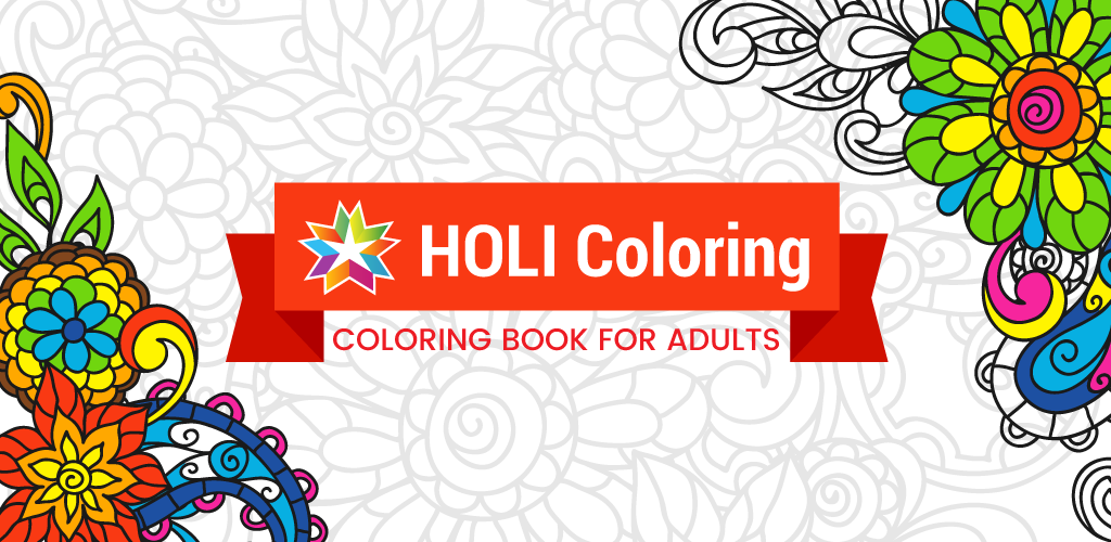 Coloring Book for Adults iPhone iPad Android