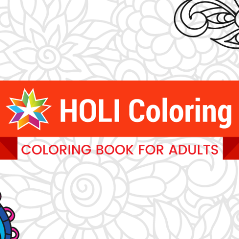 Kolorowanki dla dorosłych #HoliColoring