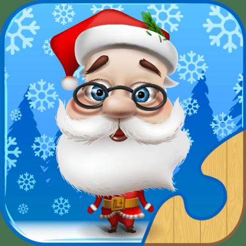 Gry świąteczne puzzle dla dzieci Google Play